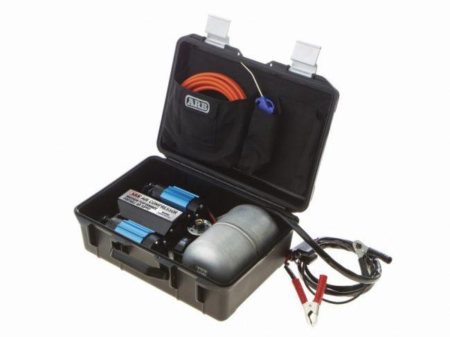 Автомобильный портативный компрессор ARB CKMTP12