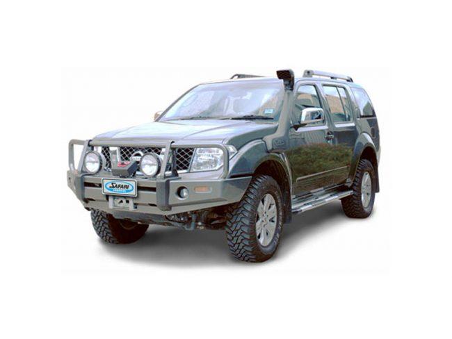 Шноркель для Nissan Navara/ Pathfinder 2005-2009