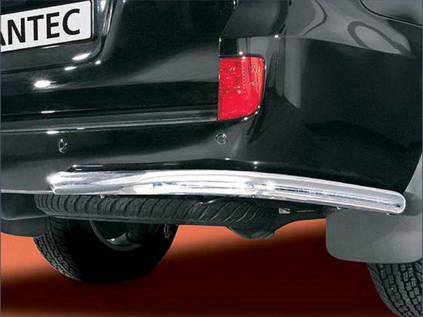 Защита заднего бампера для Toyota Land Cruiser 200