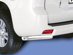 Защита заднего бампера для Toyota Land Cruiser 150 Prado