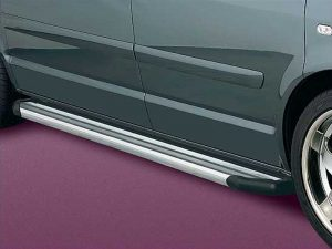 Подножки плоские для VW T5/ Transporter/ Multivan 2003