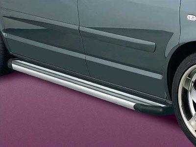 Подножки плоские для VW T5/ Transporter/ Multivan 2003-