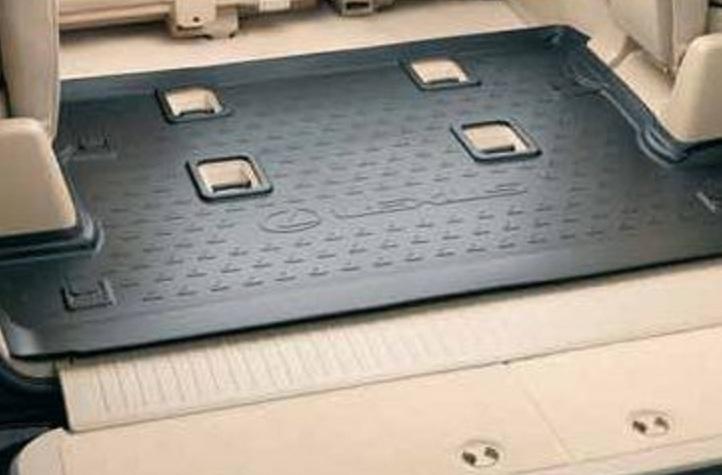 Купить коврик багажника автомобиля Lexus LX570 в Минске