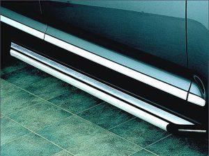 Подножки плоские для VW Touareg