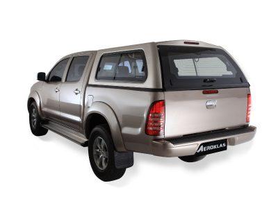 Кунг Aeroklas lux для Toyota Hilux