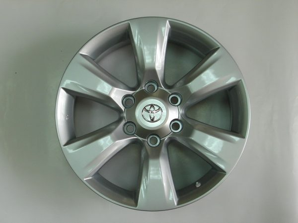 Диски R17 для Toyota Land Cruiser Prado 120/150