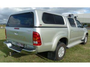 Купить кунг для Toyota Hilux 2005 в Беларуси с доставкой