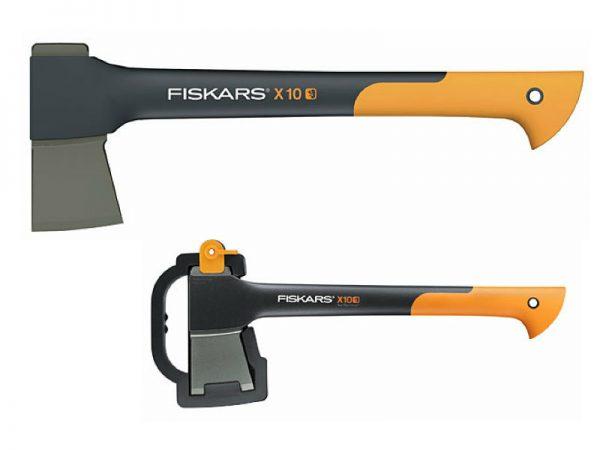 Плотницкий топор Fiskars X10