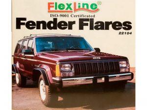 Универсальные расширители арок Flexline