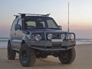 Силовой бампер ARB Deluxe для Suzuki Jimny