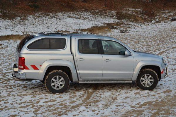 Купить кунг Roadranger с релингами для VW Amarok 2010 в Беларуси