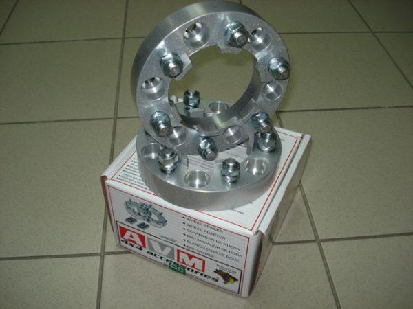 Проставки колесные AVM