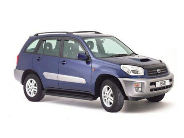 Защита передних фар для Toyota RAV4 2003-2005