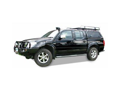 Воздухозаборник для Nissan Navara/ Pathfinder 2010-