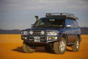 Силовой бампер ARB Deluxe для Toyota Land Cruiser 100