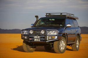 Силовой бампер ARB Deluxe для Toyota Land Cruiser 100