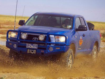 Силовой бампер ARB Deluxe для Toyota Tundra