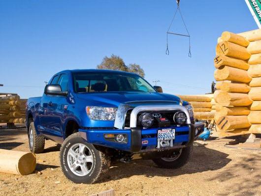 Комплект усиленной подвески ОМЕ для Toyota Tundra с 2007 г.в