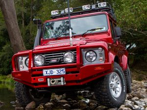 Силовой бампер ARB для Land Rover Defender