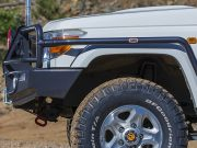 Силовой бампер ARB для Toyota Land Cruiser 70 2007-