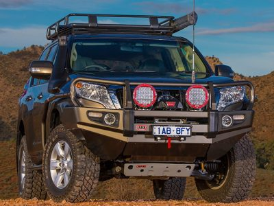 Силовой бампер ARB Deluxe для Toyota Land Cruiser 150 Prado