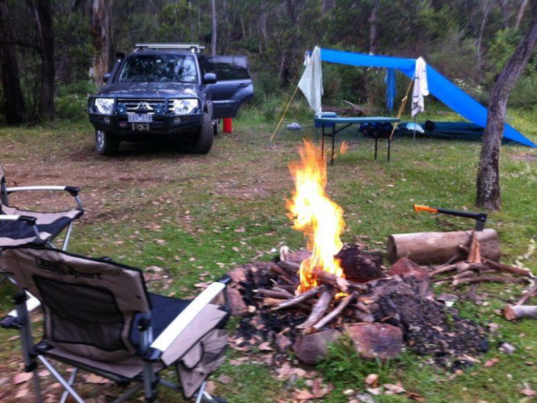 Стул складной туристический ARB Touring Camping Chair