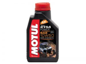 Масло Motul ATV-SxS Power 10W50 4T