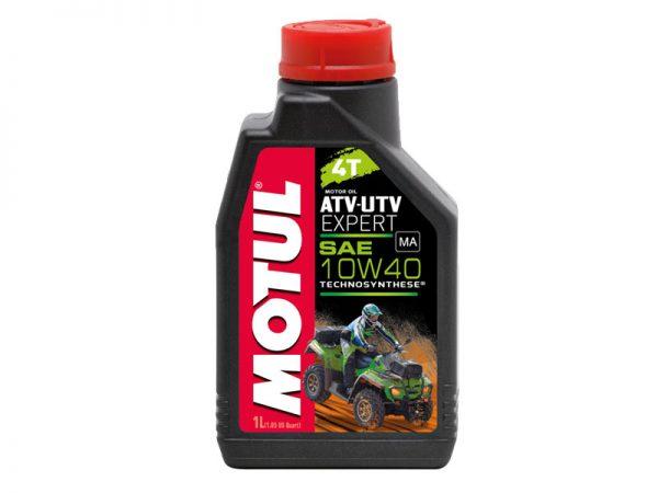 Масло Motul ATV-UTV Expert 10W40 4T