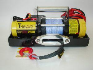 Лебедка переносная T-max ATW 2500 Pro