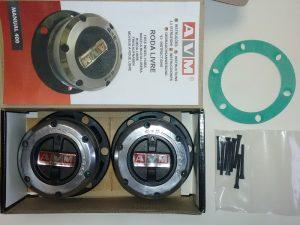 Хабы колесные AVM410 для УАЗ