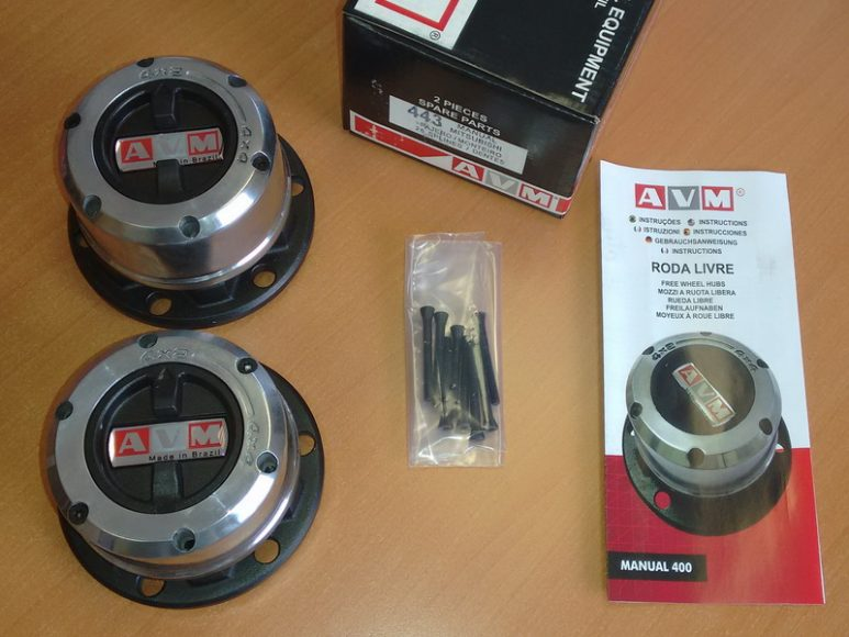 Хабы колесные AVM443 для Mitsubishi, Hyundai | Купить в Минске