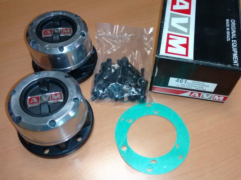 Купить хабы колесные AVM461 для Nissan в Беларуси | shop4x4.by