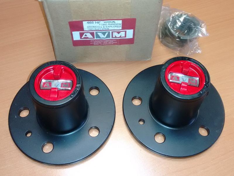 Хабы колесные AVM465HP для Ford | Купить в Минске