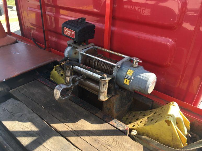 Лебедка автомобильная ComeUp DV-12 эвакуатор