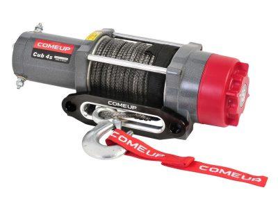 Лебедка электрическая ComeUp Cub 4s на 12 В с синтетическим тросом