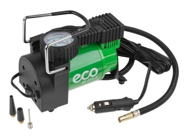 Автомобильный компрессор ECO AE-015-3 купить в Минске