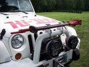 Крепление Hi-Lift TM-700 домкрата на дугу автомобиля