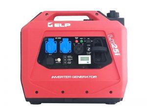 Генератор ELP LH25i бензиновый инверторный