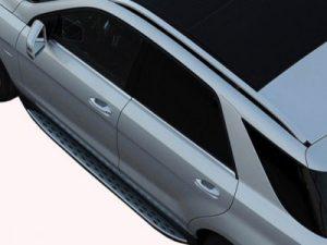 Подножки боковые OE Style Mersedes-Benz ML Class 2011-