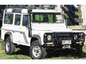 Усиленная подвеска OME для Land Rover Defender