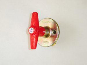 Выключатель плюса / выключатель массы ComeUp для лебедок