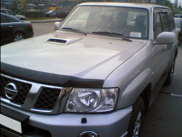 Дефлекторы EGR для Nissan Patrol Y61 1998-2009