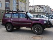 Шноркель для Toyota Land Cruiser 80