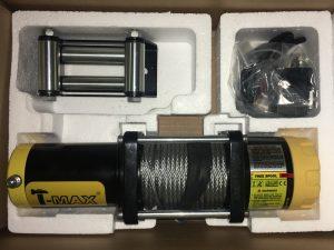 Лебедка T-max ATW PRO 3500