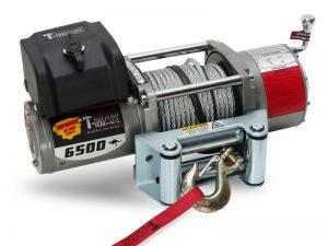 Лебедка T-max EW-6500 OFF-ROAD