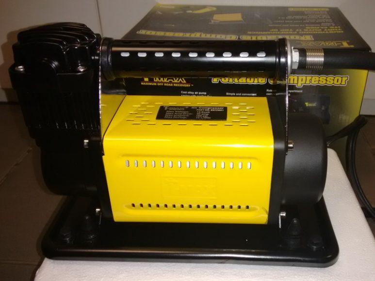 Компрессор T-max 72 л/мин W0465