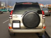 Задний дефлектор для Toyota Land Cruiser 120 Prado