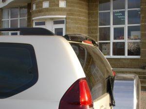 Дефлектор заднего стекла EGR для Toyota Land Cruiser 120 Prado