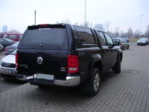 Купить кунг Roadranger для VW Amarok в Беларуси