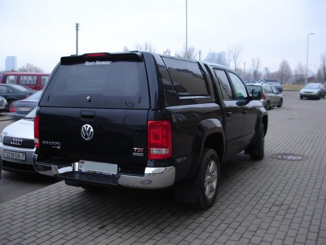 Кунг Roadranger для VW Amarok